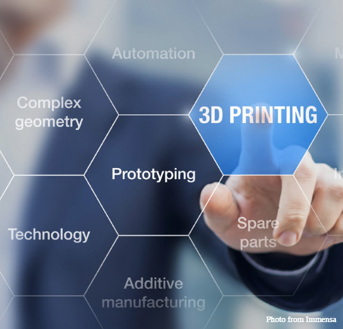 First Ever 3D Printing Facility InUAE