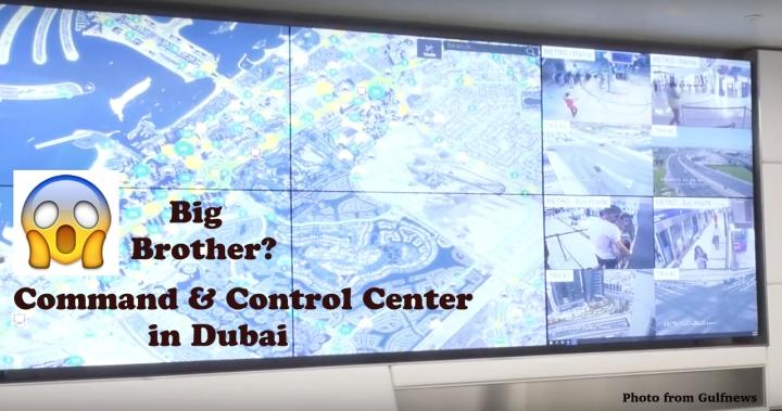 Command and Control Center inDubai