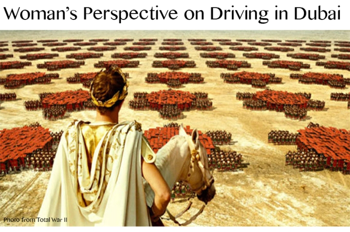 Women's Perspective On Driving inDubai