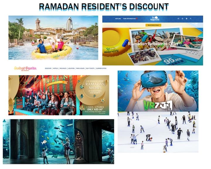 Ramadan Resident's Discount