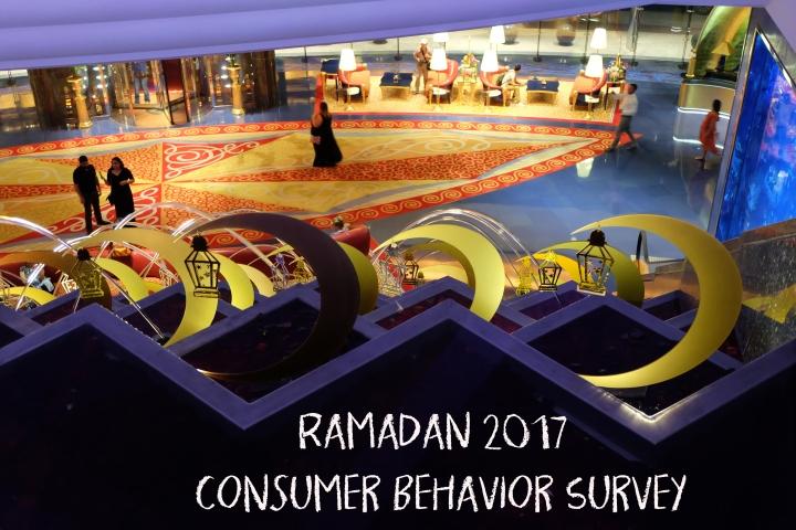 Ramadan 2017 Consumer BehaviorSurvey