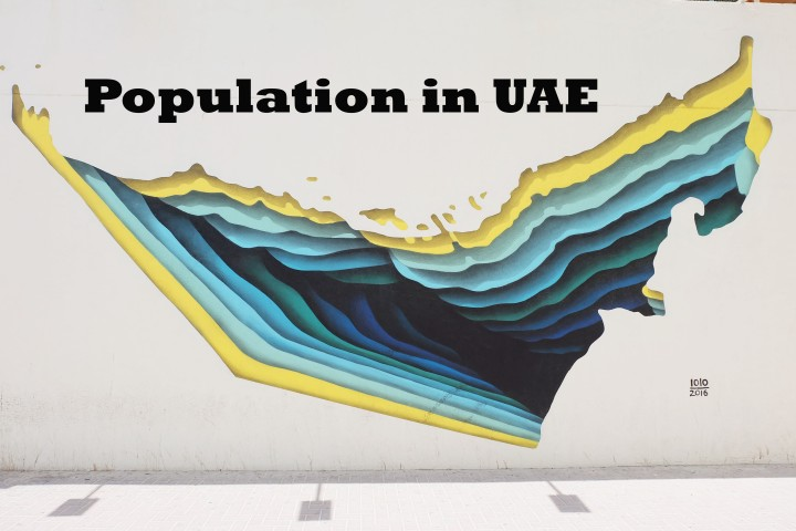 Population in UAE