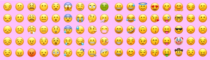 Emojis in Town For GuinnessRecord