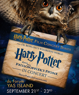 Harry Potter Concert in Abu Dhabi