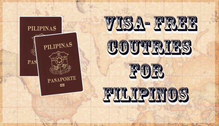 Visa- Free Countries for Philippine Passport