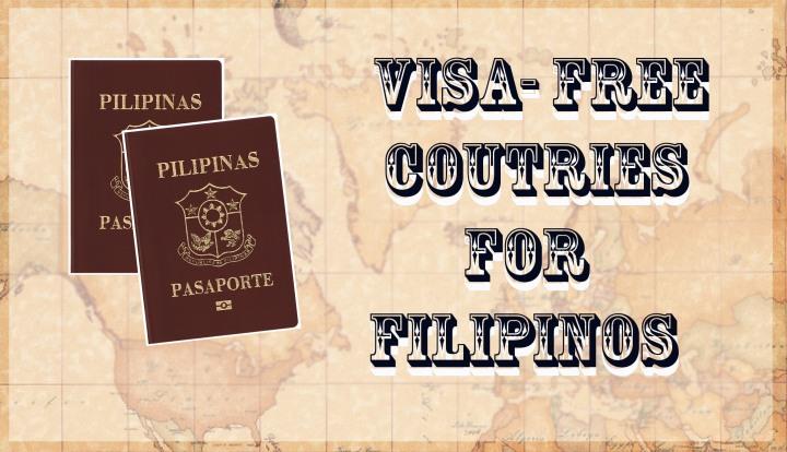 Visa- Free Countries for PhilippinePassport