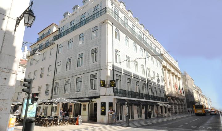 My Story Hotel Lisbon,Portugal