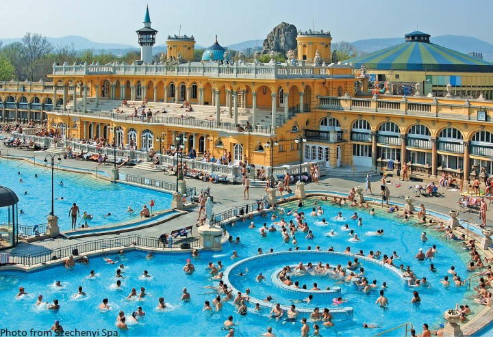 My First Time Ever Thermal Bath Experience